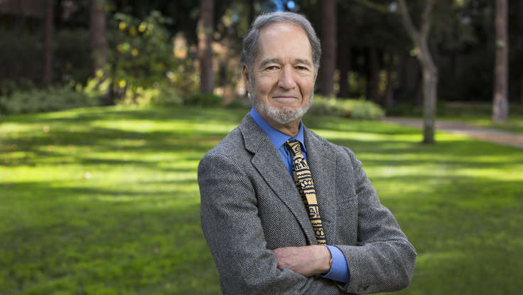 Jared  Diamond, keynote speaker